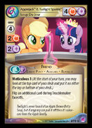 Applejack & Twilight Sparkle, Soup Du Jour