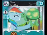 Tank, Loyal Pet