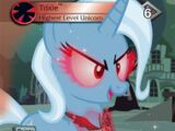 Trixie, Highest Level Unicorn (High Magic Royal Rare)