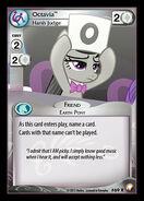 Octavia, Harsh Judge