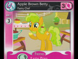 Apple Brown Betty, Pastry Chef