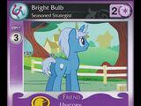 Bright Bulb, Seasoned Strategist