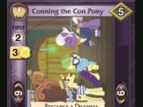 Conning the Con Pony