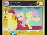 Fluttershy, Monster Tamer