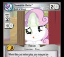 Sweetie Belle, Just a Snag