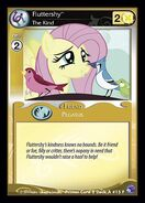 Fluttershy, The Kind