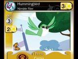 Hummingbird, Nimble Flier