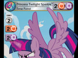 Princess Twilight Sparkle, Time Patrol