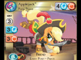 Applejack, Pony Pirate