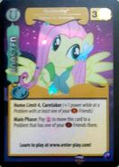 Fluttershy, Friend to Animals (Canterlot Nights Promo)