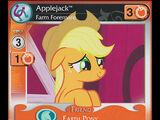 Applejack, Farm Foremare