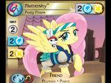 Fluttershy, Pony Pirate
