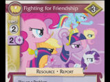 Fighting for Friendship