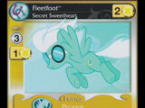 Fleetfoot, Secret Sweetheart