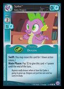 Spike, Baby Dragon