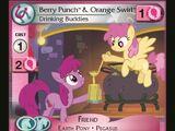 Berry Punch & Orange Swirl, Drinking Buddies