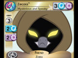 Zecora, Mysterious and Spooky