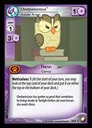 Owlowiscious, Astute Avian