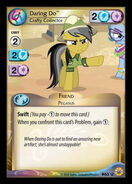 Daring Do, Crafty Collector