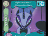 Nightmare Moon, Mistress of the Night