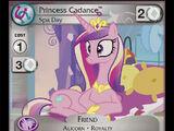 Princess Cadance, Spa Day