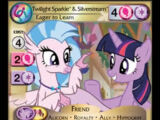 Twilight Sparkle & Silverstream, Eager to Learn