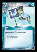 Commander Hurricane, Equestrian Founder