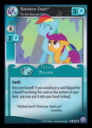 Rainbow Dash, To the Rescue