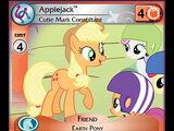 Applejack, Cutie Mark Consultant