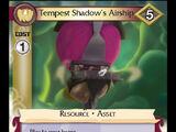 Tempest Shadow's Airship