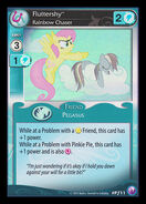 Fluttershy, Rainbow Chaser