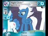 Night Glider, She's On It!