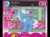Pinprick, Pop Star