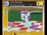 Liza Doolots, Boundless Energy