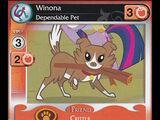 Winona, Dependable Pet