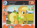 Applejack, Plant Leader