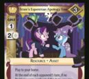 Trixie's Equestrian Apology Tour
