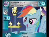 Rainbow Dash, Best of the Best