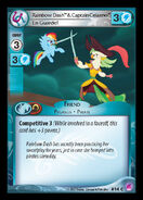 Rainbow Dash & Captain Celaeno, En Guarde!