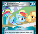 Rainbow Dash, On Even Ground