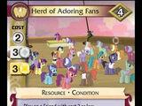 Herd of Adoring Fans