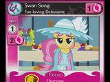 Swan Song, Fun-loving Debutante