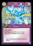 Spike, Crystal Hero