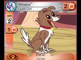 Winona, Good Girl!