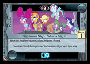 Nightmare Night, What a Fright!