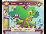 Golden Oak Library