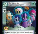 The Mane Six, Underwater Explorers