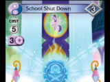 School Shut Down