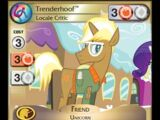 Trenderhoof, Locale Critic