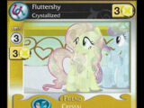 Fluttershy, Crystallized